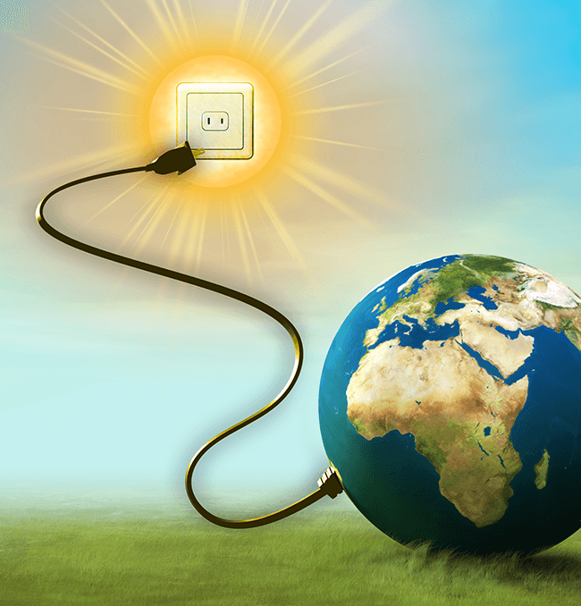 Program community solar