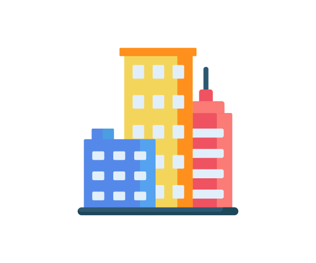 Save Space in Buildings