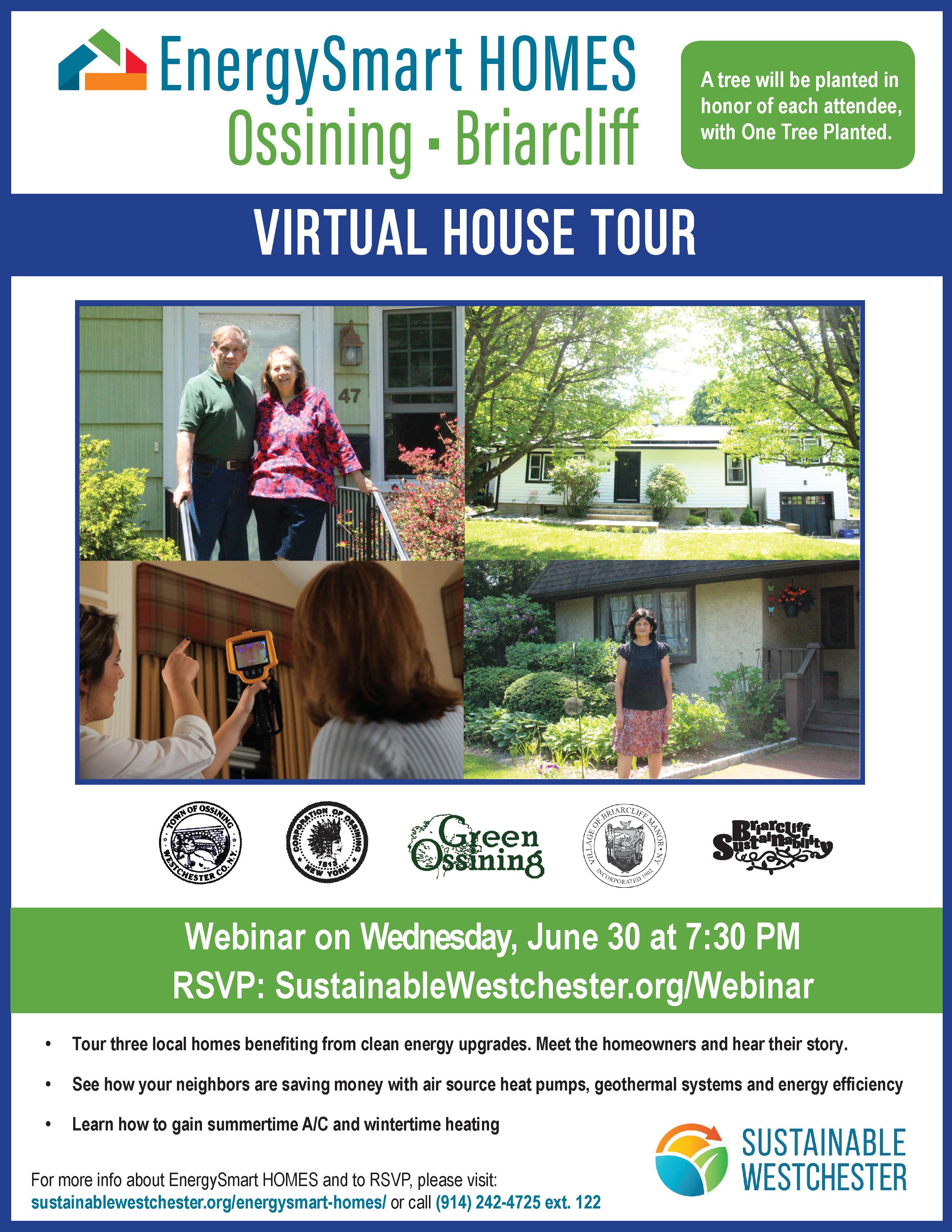 Virtual House Tour RSVP