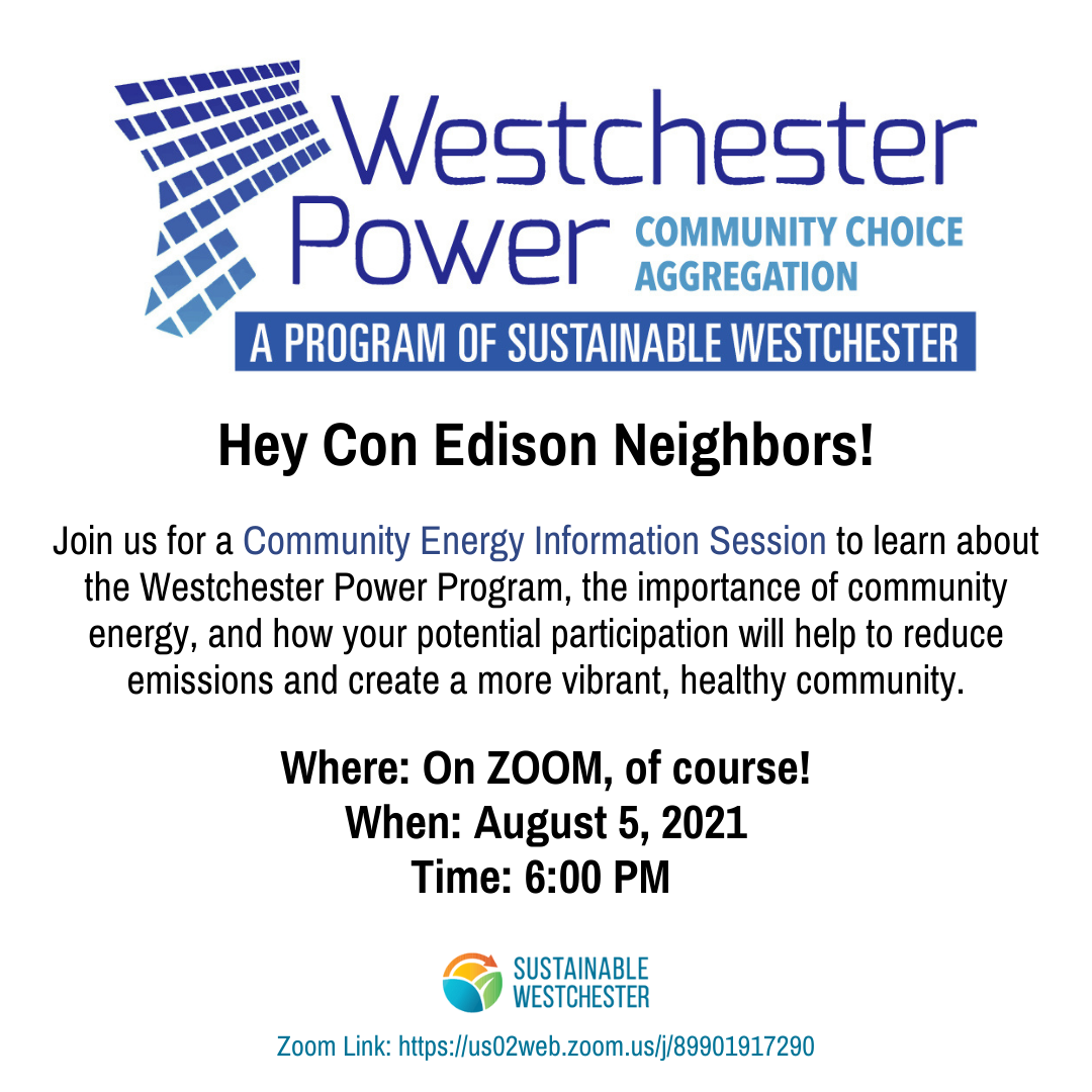 Newly Eligible Con Ed Utility Customers!